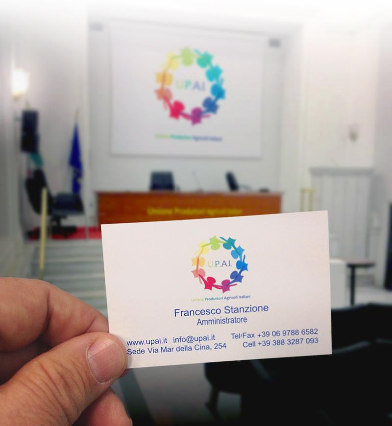 U.P.A.I Unione Produttori Agricoli Italiani - Sala Conferenze - Amministrazione